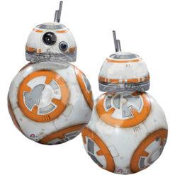Фольгированный шар BB-8