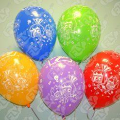Гелиевые шары с Фиксиками